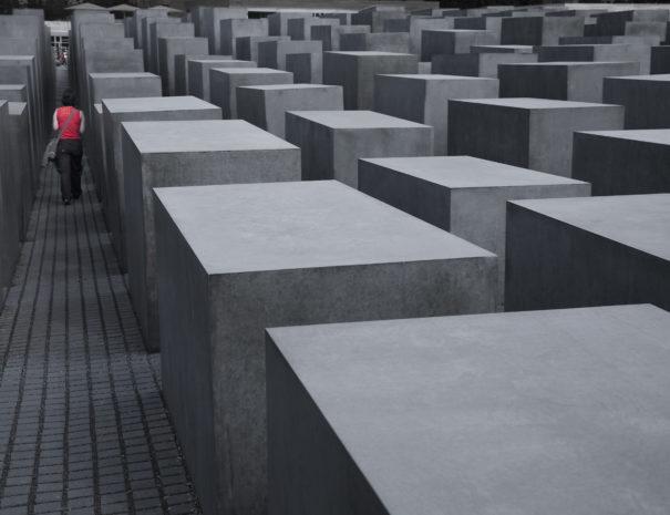 German Jewish Holocaust Memorial Berlin, Germany