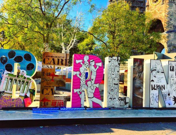 Berlin Graffiti Breischeidplatz