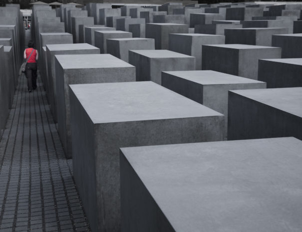 German Jewish Holocaust Memorial Berlin, Germany