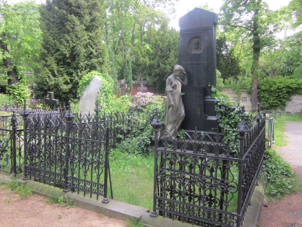 The Jerusalem Cemetery (Wikipedia)