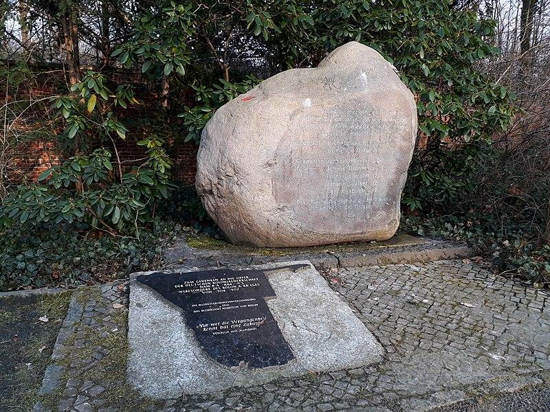 Hererostein, Herero Memorial